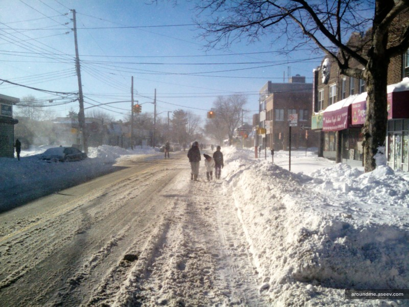 After the 2010 Blizzard