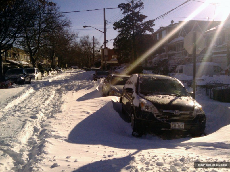 After the 2010 Blizzard II
