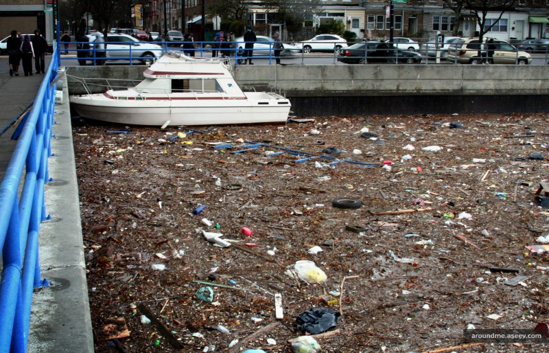 Hurricane Sandy: Garbagecraft