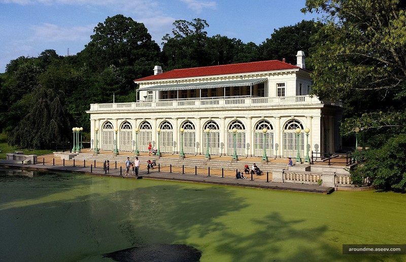 Prospect Park Audubon Center / Boathouse