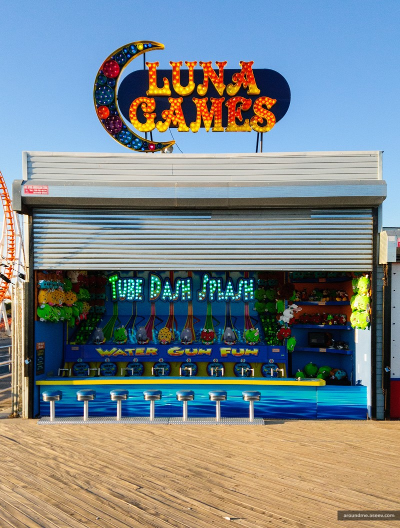 Luna Games at Coney Island